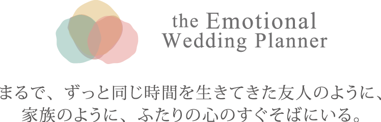 the Emotional Wedding Planner